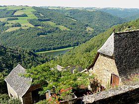 Randonnons dans l'Aveyron !