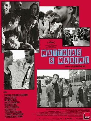 Matthias et Maxime, soirée ciné